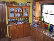 Our Kitchen is available for use by our B&B Guests
